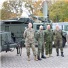 NCISG CSEL and 3NSB SEL got a hosted site tour at NATO's CIS Sustainment Support Centre in Brunssum.
